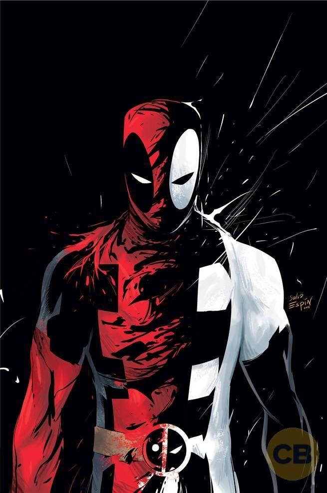 Deadpool se une ao simbionte em nova história da Marvel! - Legião dos Heróis