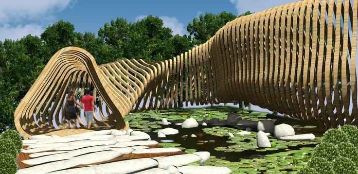 Tea house - Buddah project