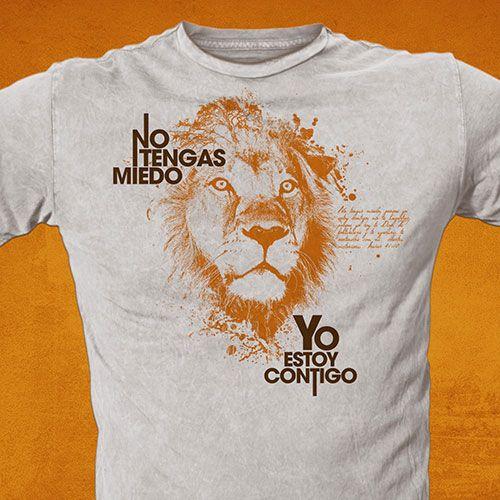 Diseño Cristiano Catolico para Playeras / Camisetas | MCDJ