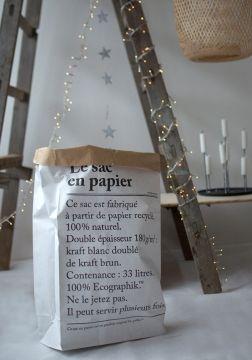 """The very famous """"Le Sac en Papier"""""""