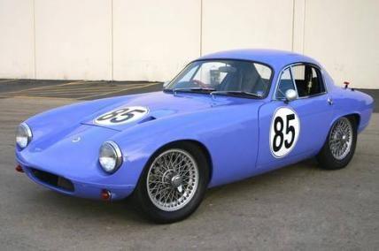 1959 Lotus Elite (ex Sport Car Club of America race car) #VCI #vintagecars #classiccars