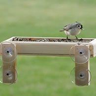 Window Bird Feeders