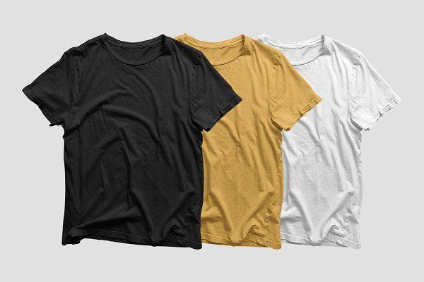 Download Clean T Shirt Mockup By Clint English On Creativemarket Shirt Mockup Clothing Mockup Tshirt Mockup