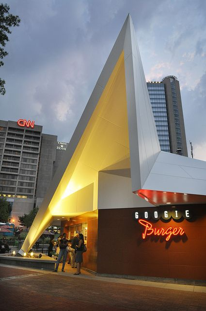 Googie Burger - Atlanta