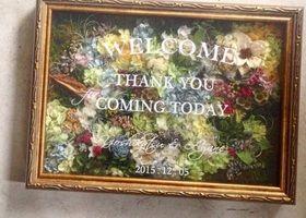 お花いっぱい♡ラベンダーカラーが可愛いラプンツェルテーマの結婚式を挙げよう* | marry[マリー]