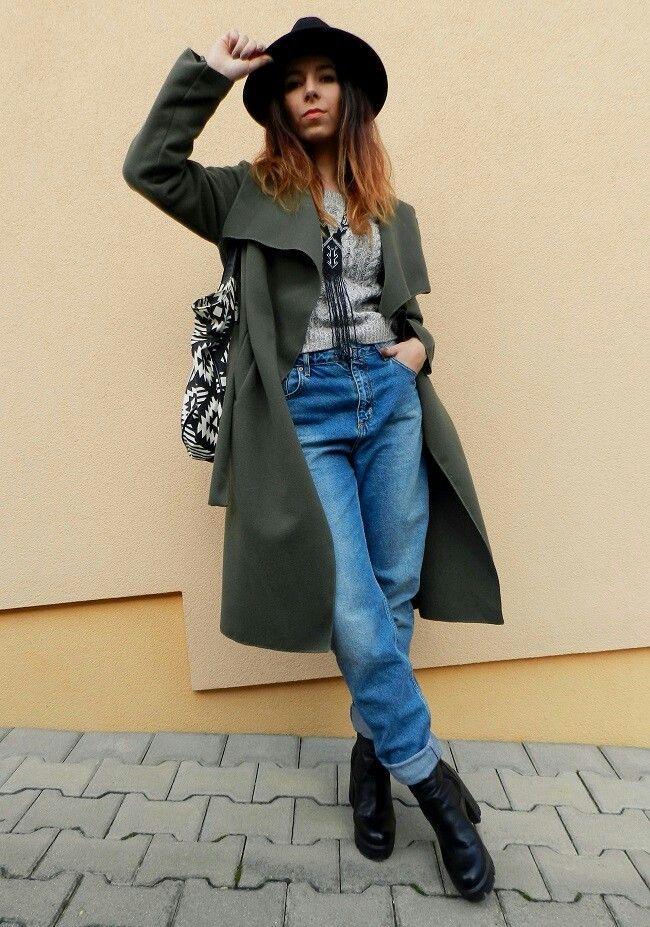 Boyfriend jeans- style blogger