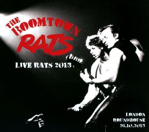 Live Rats 2013 [CD]