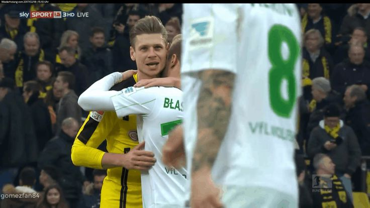 Lukasz and Kuba after the match