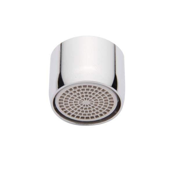 Strahlregler Standard mit Luftansaugung M22 x 1 IG (Innengewinde) in LongLife Qualität in 10er-Packung mit Schmutzfangsieb und angespritztem Antikalksieb, passend auf M22 Außengewinde Wasserhähne. - Hersteller: Rüscho-Schotenröhr - Größe M22 x 1 IG (Innengewinde) - DIN 52218 - mit Luftansaugung - mit Antikalksieb - Durchflussklasse A - 13,5 - 15,0 Liter/Minute - verchromtes Edelmessing - Menge 10 Stück Nicht geeignet für drucklose Geräte (Durchlauferhitzer). Um die genaue Größe zu…
