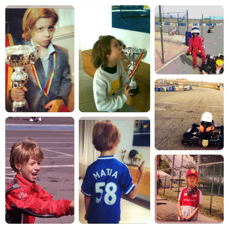 #Matia58 Romanian National Vice-Champion Kid Kart Class 2013 #matiacuruia #karting #fras #kid #kidkarting #champion #6years
