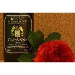 """Rosso di Montalcino DOC 2012 - MAGNUM """"Azienda Agricola CAPANNA"""""""