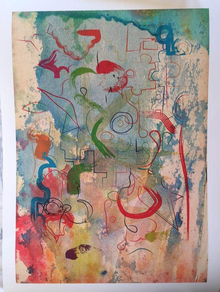 Lungile Mbokane | Abstraction