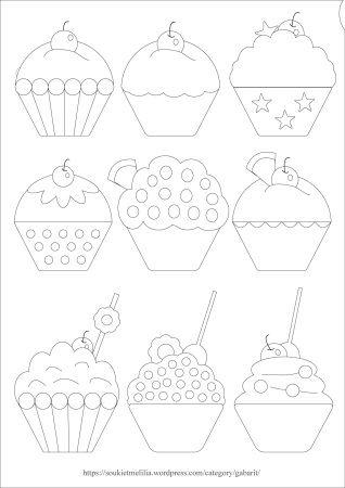 Voici le lien direct https://soukietmelilia.wordpress.com/2015/10/10/gabarit-cupcake-a-telecharger-au-format-pdf/----Gabarit cupcake