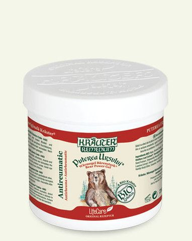 Anti Arthritis Antirheumatic BIO Natural Herbal 250 ml Gel The Bears P – BIO PRODUCTS