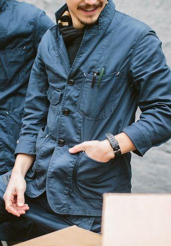 Engineered Garments x Ippudo Jacket