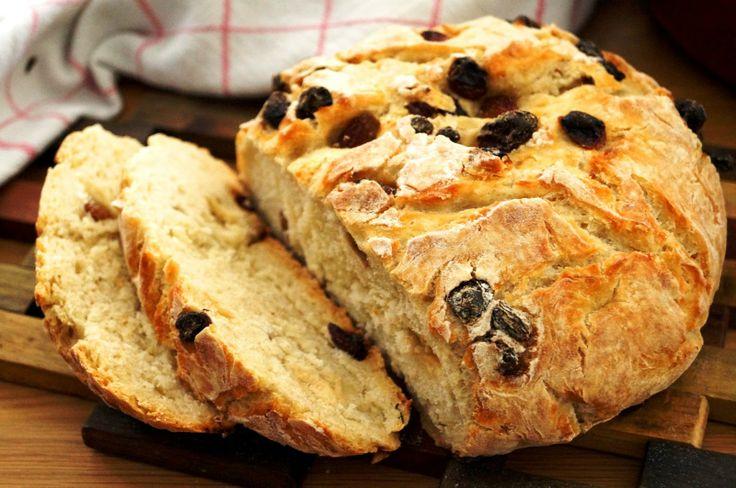 Quick & crunchy brood (zonder kneden)
