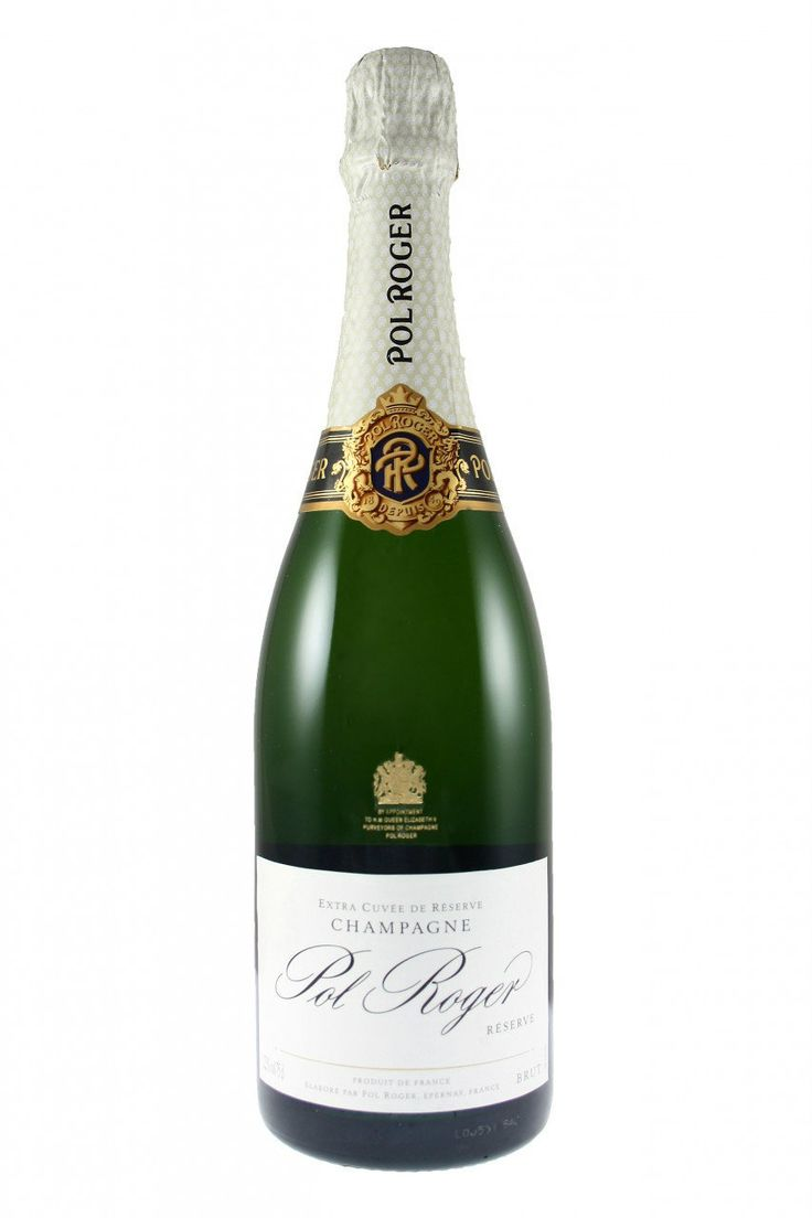 Pol Roger White Foil Resrve Brut Champagne Pol Roger Champagne from Fraziers Wine Merchants