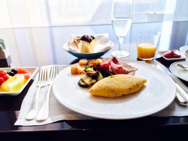 またすぐ行きたくなるサービスに朝から感激ホテル朝食ザリッツカールトン東京