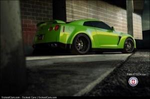 2010 Nissan GTR Custom - http://sickestcars.com/2013/05/20/2010-nissan-gtr-custom-3/