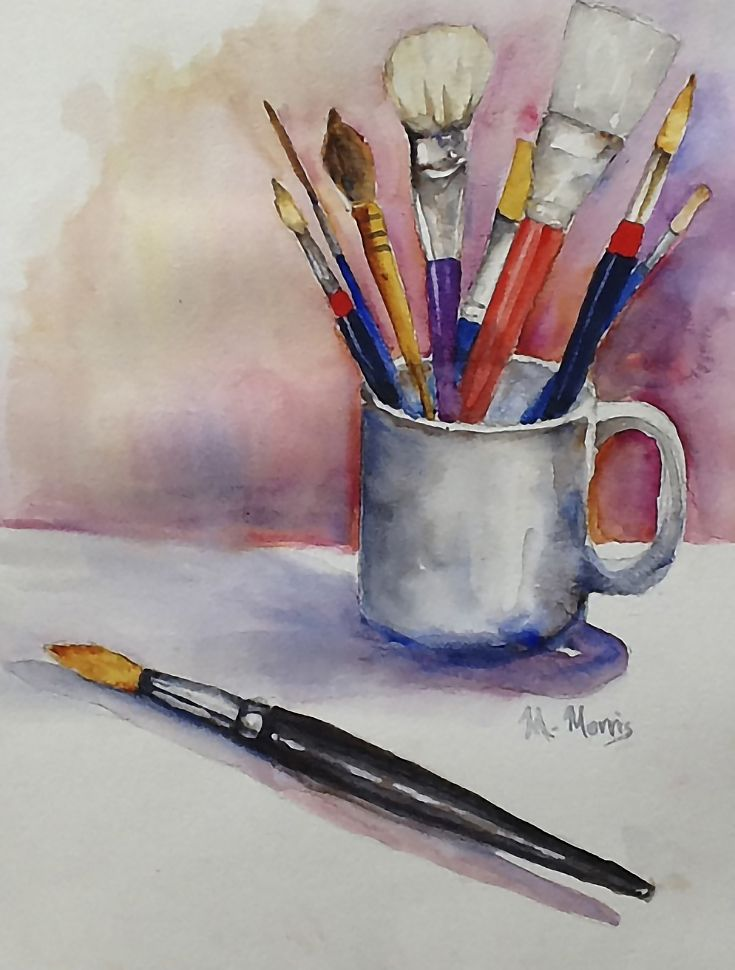 How To Choose Good Mid Range Watercolor Brushes And Where To Buy