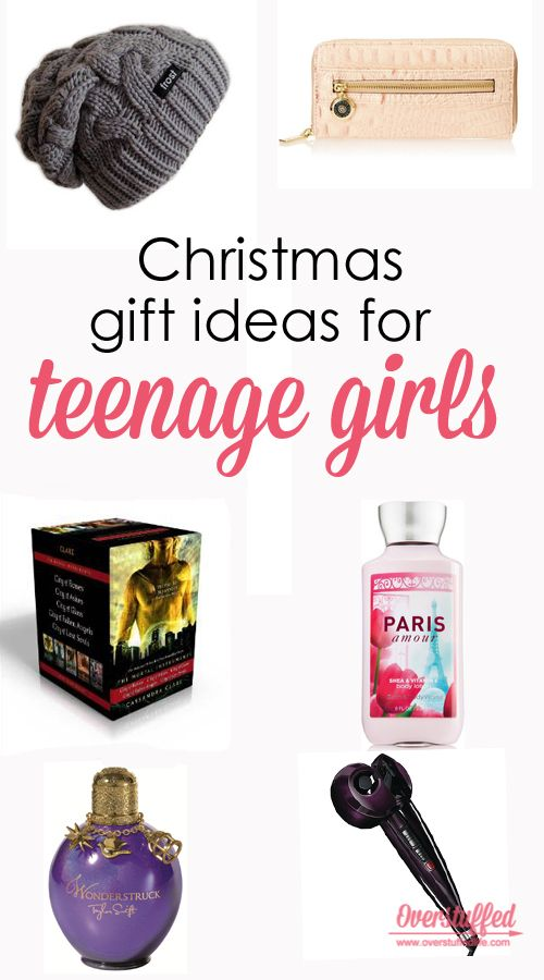 Wondering what to buy your teenage daughter for Christmas? Here is a gift guide put together by a teenage girl to help you with Christmas gift ideas.