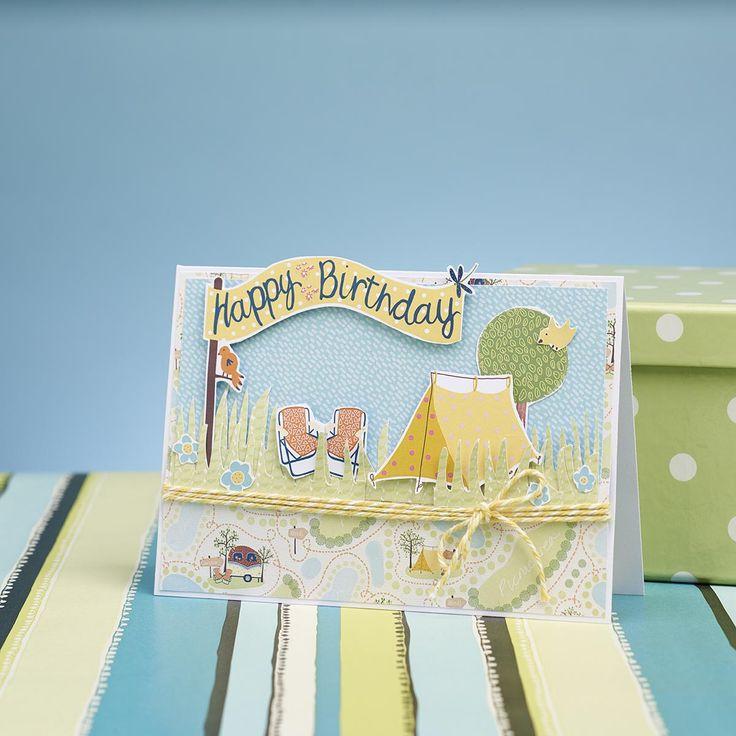cute-camping-card1.jpg (1200×1200)
