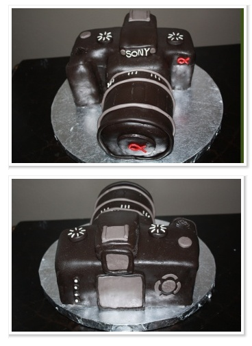 Awesome Alpha Cake from Everything Else is Cake.: Sony Cameras, Camera Cakes, Amazing Cakes, Cameras Cakes, Cakes Originaux, 3D Cakes, Cakes Cameras, Alpha Cakes, Birthday Cakes