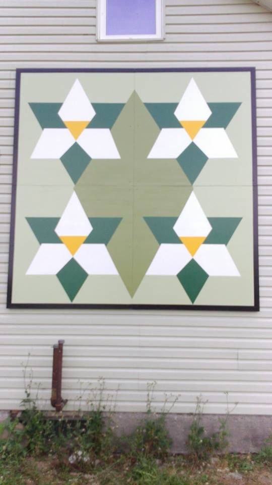 852 best Barn Quilts and Mailbox Quilts images on Pinterest | Barn ... : quilt block barn signs - Adamdwight.com