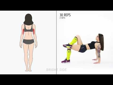 Niet veel tijd voor sport? Deze oefeningen gaan snel en doen wonderen voor je lichaam!