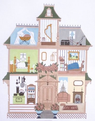 victorian doll house patterns  eBay