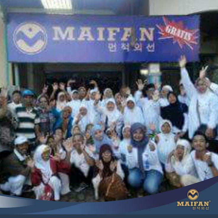 Maifan Center Karanggede Lebih Sehat Dengan Maifan - Dengan Maifan Indonesia Lebih Sehat 🎆  #maifan #maifanindonesia #kesehatan #medis #jakarta #surakarta #bali #alam #alamiah #korea