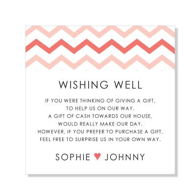 Baby Shower Wishing Well Poems