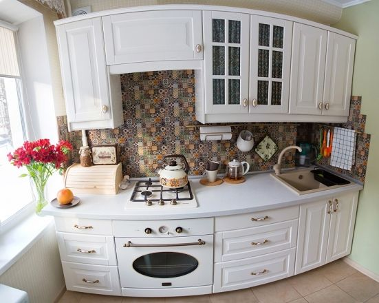 Недавно выложила ремонт в моей ванной 3 м2 (https://www.ikea-family.ru/ru/post/1661-Ваннаявхрущевке). Теперь дошла очередь и до кухни. Это еще не о...