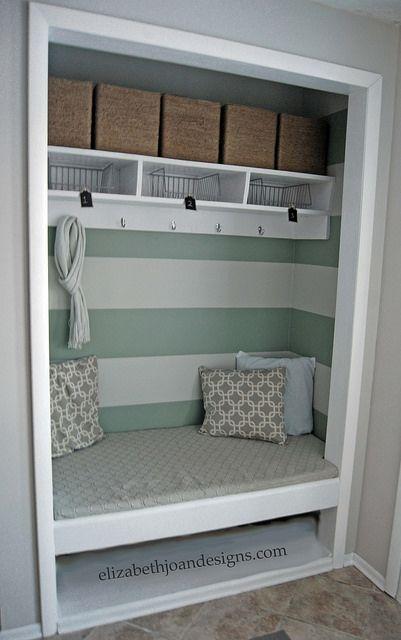31 best entryway closet ideas images on Pinterest