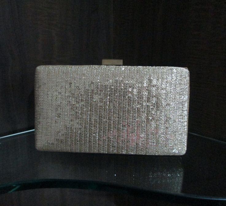 #dull #gold #frame #box #clutch #pretty #purse #fashion