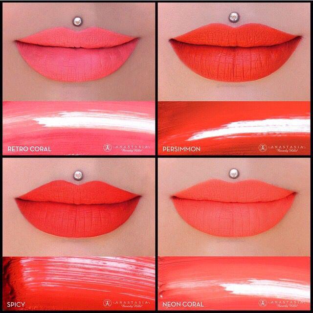 Anastasia Beverly Hills Liquid Lipstick Anastasia
