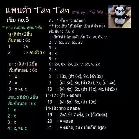 แพนด้า Tan Tan 1