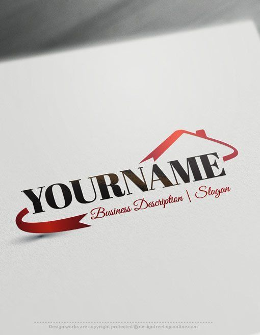 Best Free Real Estate Logo Designs Collection As a Real Estate business owner you probably want to make sure and be positive that you will get the best logo design for your new company. Branding a new Real Estate business and creating a logo is extremely important and can effect your marketing and advertising in the long run. Sometimes buying a logo is not as
