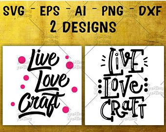 Live Love craft svg hand drawn svg decal print shirt design iron on crafting cut files silhouette cricut studio download svg eps png dxf