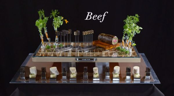 Grant Achatz of NEXT Restaurant in Chicago has just released the newest seasonal menu theme, Bocuse D'Or.