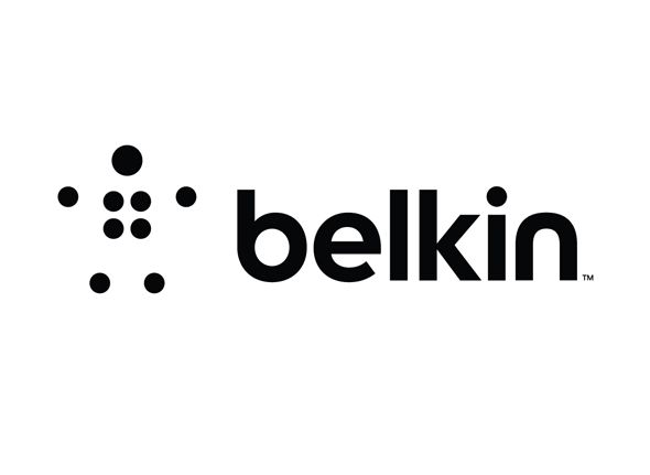 Fundada en 1983 Belkin es una empresa que diseña y produce una amplia gama de productos electrónicos de consumo: routers, accesorios para móviles, USB, cables… Coincidiendo con la vuelta de su fundador Chet Pipkin a los roles de presidente y consejero delegado y a la celebración de la Consumer Electronics Show (la feria más grande de electrónica que tiene lugar todos los años en Las Vegas), el 10 de enero de 2012 dieron a conocer su nueva identidad diseñada por Wolff Olins…