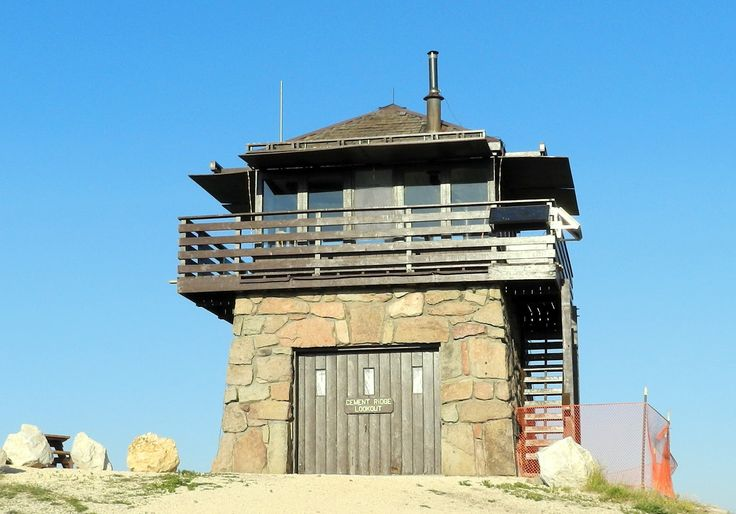 134 best images about fire lookout tower on pinterest for Fire lookout tower plans