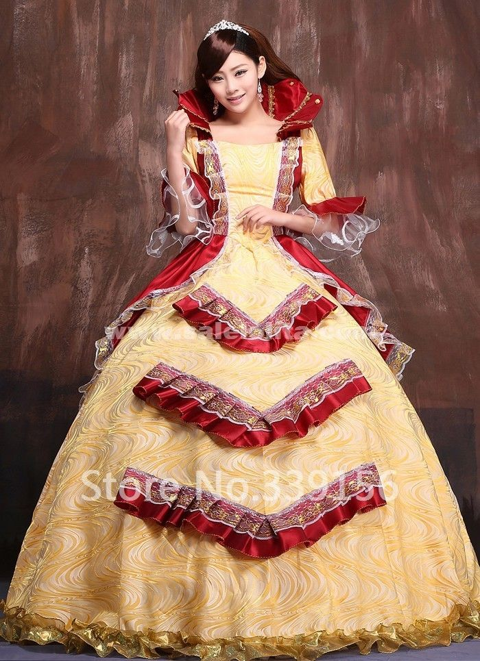 Red Floor Length Lace Gothic Lolita Dresses,Cute Marie Antoinette Prom Party Princess Party Dresses-in Dresses from Women's Clothing & Accessories on Aliexpress.com | Alibaba Group