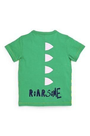 Buy Stripe Dinosaur T-Shirt (3mths-6yrs) from the Next UK online shop