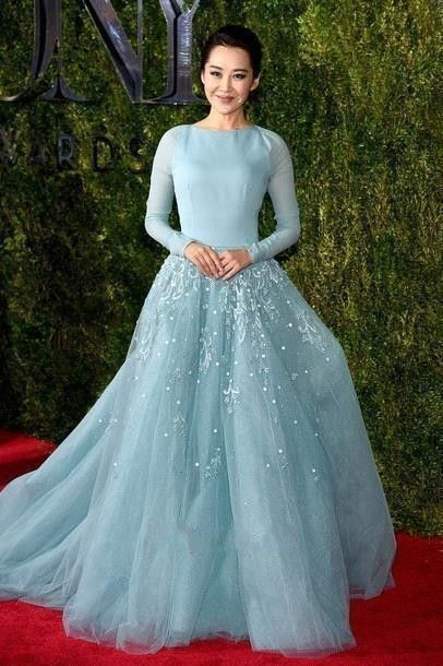 Charming Prom Dress,Long Sleeve Prom Dress, Formal Evening Dress,Formal Gown