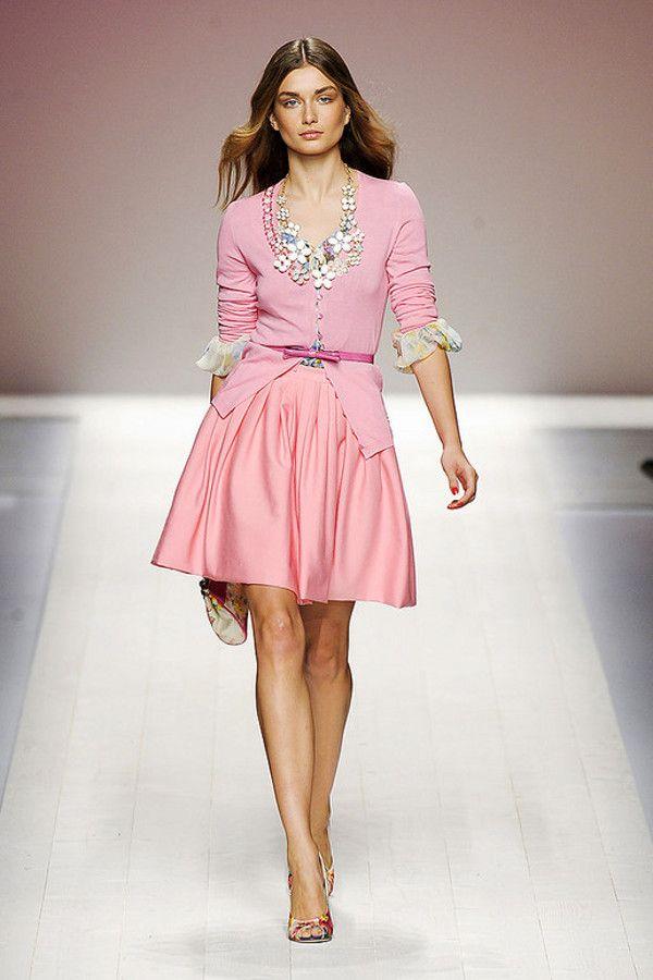 Cool Chic Style Fashion: BLUGIRL RUNWAY // READY-TO-WEAR // FALL 2012 RTW