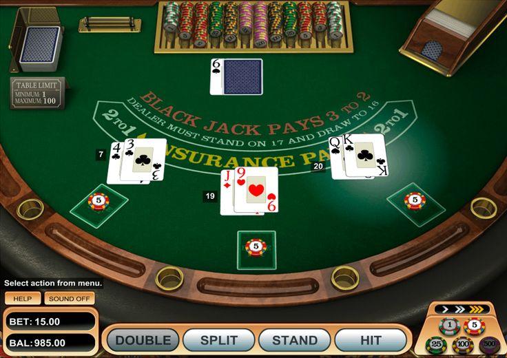 Atlantic City Blackjack Gold de Microgaming c'est un jeu lucratif avec la réalisation visuelle parfaite où l'on utilise 8 paquets de cartes. Ce blackjack permet de doubler votre mise tout au long de la session, ce qui donne la possibilité de gagner des sommes formidables. Pour plonger dans une ambiance d'un vrai casino, déclenchez ce jeu et jouissez-en!