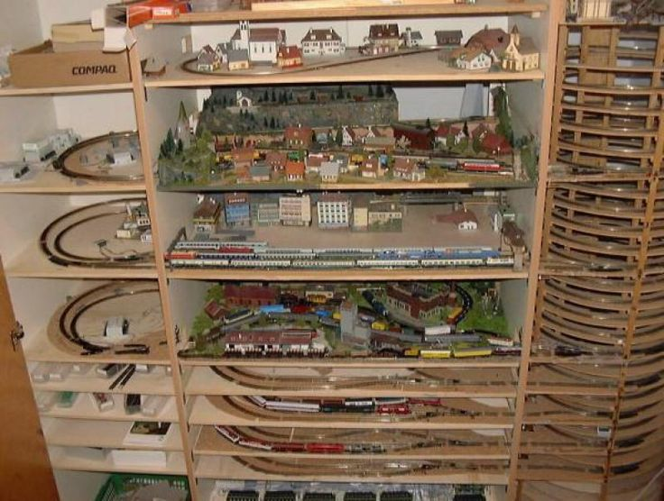 21 best images about model railroad structures on pinterest ho scale model train layouts and - Ho scale layouts for small spaces concept ...