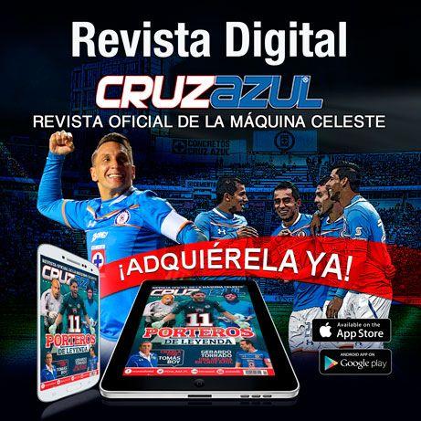 Sitio oficial de Cruz Azul Fútbol Club A.C. Noticias, Videos, Información, Fotografías y reportes oficiales de nuestro club.