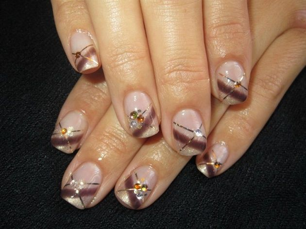 Show More Images - Cute Brown Nail Designs - AOL Image Search Results